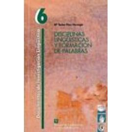 Disciplinas lingüísticas y formación de palabras. - Imagen 1