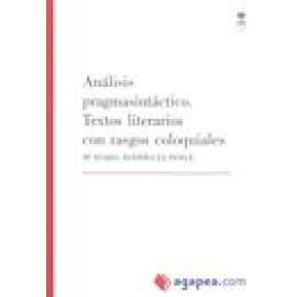 Análisis pragmasintáctico. Textos literarios con rasgos coloquiales - Imagen 1
