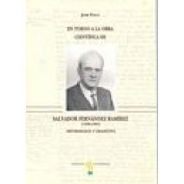 En torno a la obra científica de Salvador Fernández Ramírez (1896-1983): Metodología y gramática. - Imagen 1