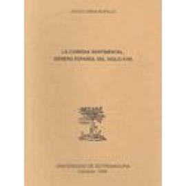 La comedia sentimental, género español del siglo XVIII. - Imagen 1