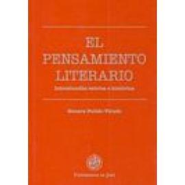 El pensamiento literario. Introducción teórica e histórica. - Imagen 1