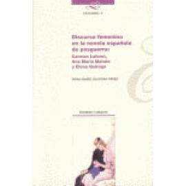 Discurso femenino en la literatura española de posguerra: Carmen Laforet, Ana María Matute y Elena Quiroga. - Imagen 1