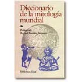 Diccionario de la mitología mundial. 3ª edición. Ilustraciones - Imagen 1