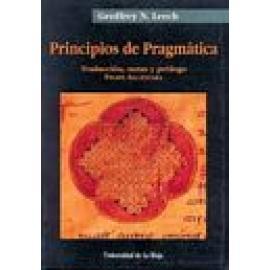 Principios de Pragmática. - Imagen 1