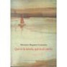 Qué es la novela, qué es el cuento. (3ª ed.). - Imagen 1