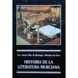 Historia de la literatura murciana. - Imagen 1