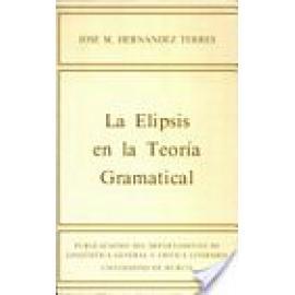 La elipsis en la teoría gramatical. - Imagen 1