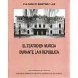 El teatro en Murcia durante la II República. - Imagen 1