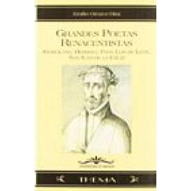 Grandes poetas renacentistas (Garcilaso, Herrera, Fray Luis de León, San Juan de la Cruz) - Imagen 1