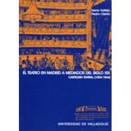 El teatro en Madrid a mediados del s. XIX. Cartelera teatral. - Imagen 1