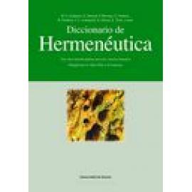 Diccionario de Hermenéutica. Una obra interdisciplinar para las ciencias humanas - Imagen 1