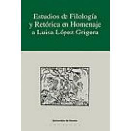Estudios de filología y retórica en homenaje a Luisa López Grigera. - Imagen 1