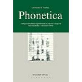 Phonética. Trabajos de fonética experimental. - Imagen 1