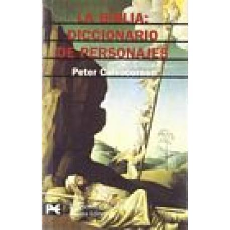 La Biblia. Diccionario de personajes