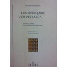 Los huérfanos de Petrarca. Poesía y teoría en la España renacentista - Imagen 1