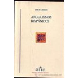 Anglicismos hispánicos - Imagen 1