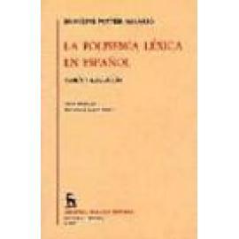 La polisemia léxica en español. Teoría y resolución - Imagen 1