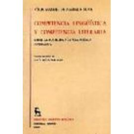 Competencia lingüística y competencia literaria - Imagen 1