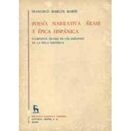 Poesía narrativa árabe y épica hispánica - Imagen 1
