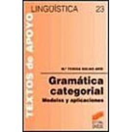 Gramática estructural. 2ª ed. - Imagen 1