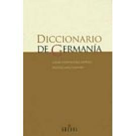 Diccionario de germanía - Imagen 1