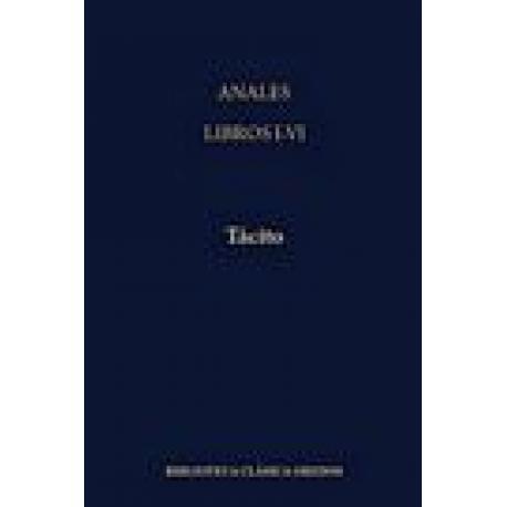 Anales. Libros I-VI