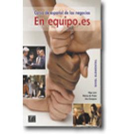 En equipo.es. Método de español de los negocios. Nivel Elemental - Imagen 1