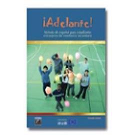 ¡Adelante! Método de español para inmigrantes. CD de audiciones. - Imagen 1