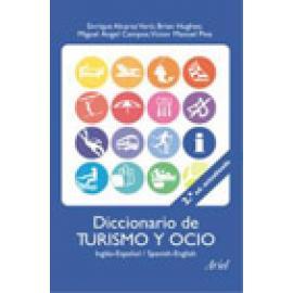 Diccionario de términos de turismo y ocio. Español-inglés, inglés-español - Imagen 1