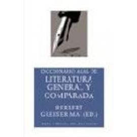 Diccionario de literatura general y comparada - Imagen 1