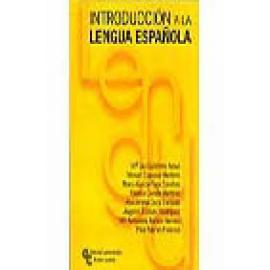 Introducción a la lengua española - Imagen 1