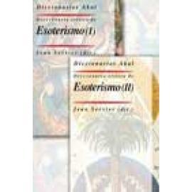 Diccionario crítico de esoterismo (2 vols.) - Imagen 1