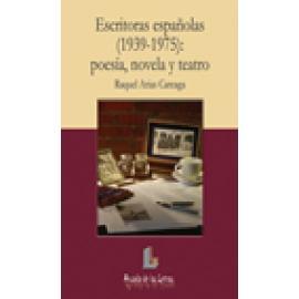 Escritoras españolas (1939-1975): poesía, novela y teatro - Imagen 1