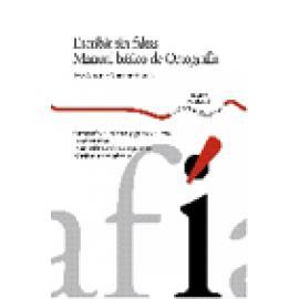Escribir sin faltas : manual básico de ortografía - Imagen 1