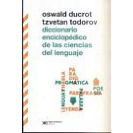 Nuevo diccionario enciclopédico de las Ciencias del Lenguaje