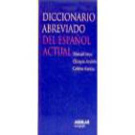 Diccionario abreviado del español actual - Imagen 1