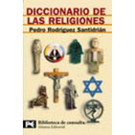 Diccionario de las religiones - Imagen 1