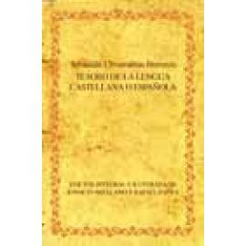 Tesoro de la lengua castellana o española. Libro + DVD. Reedición - Imagen 1