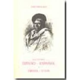 Diccionario Gitano-Español y Español-Gitano (Edición facsímil) - Imagen 1