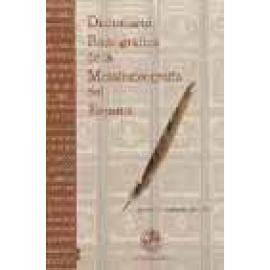 Diccionario bibliográfico de la metalexicografía del español - Imagen 1