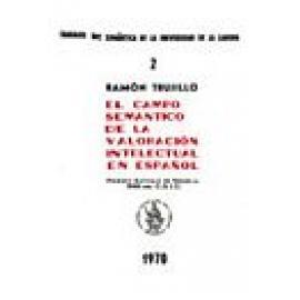 El campo semántico de la valoración intelectual en español - Imagen 1
