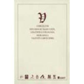CORCILLVM Estudios de traducción, lingüística y filología dedicados a Valentín García Yebra - Imagen 1
