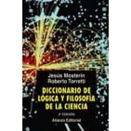Diccionario de lógica y filosofía de la ciencia - Imagen 1
