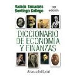Diccionario de economía y finanzas - Imagen 1