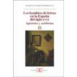 Los hombres de letras en la España del siglo XVIII - Imagen 1