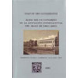 Edad de Oro Cantabrigense. Actas del VII Congreso de la Asociación Internacional del Siglo de Oro - Imagen 1