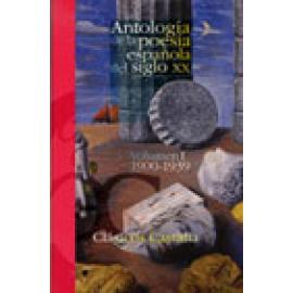Antología de la poesía española del siglo XX Volumen I 1900-1939 - Imagen 1