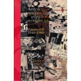 Antología de la poesía española del siglo XX Volumen II 1940-1980 - Imagen 1