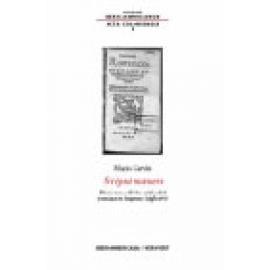Scripta manent. Hacia una edición crítica del romancero impreso (siglo XVI). - Imagen 1
