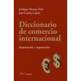 Diccionario de comercio internacional - Imagen 1